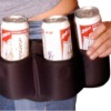 Beerdolier,Beer Belt,Can Cooler Belt,Booze Belt,Cooler Belt,Bottle Belt Holder, Beer Belt Holder HSG-04