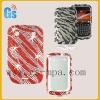 Bling bling phone case for blackberry 9900 Blod Zebra