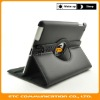 Blk Swivel Rotating Leather Case Hard Cover For iPad 2,Magnetic Smart PU Leather Cover for ipad2 Stand,multicolor,OEM welcome