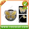 Brand New Butterfly Shape Purse Hook Bag Handbag Hanger