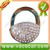Brand New Cute Lock Shape Purse Hook Bag Handbag Hanger