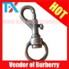 BrassSnap hook with nickel plated ZJ-BR106