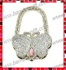 Butterfly Shaped Foldable Bag Hanger/Purse Hook