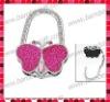 Butterfly Style Folding Handbag Hook/Purse Hanger