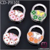 Butterfly with flower bag holder gift CD-PH101