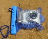 Camera Silicone Pouch For Underwater 25m