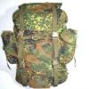 Camouflage Nylon Military backpack (SA-0001)