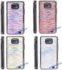 Chrome Hard Cover for Samsung Galaxy S2 i9100