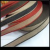 Colorful Cotton webbing for Bags