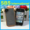 Colorful matte TPU gel rubber case for iPhone4 4S