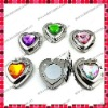 Compact Mirror Heart Shaped Foldable Crystal Handbag Purse Hanger/Purse Hanger Hook/Handbag Hooker Hanger/Purse Caddy