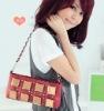 Cool snakeskin pattern PU bag fashion
