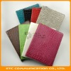 Crocodile Leather Case with Stand for iPad 2 with Retail package,Smart cover function,8 Colors,Customers Logo,OEM welcome