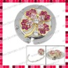 Crystal Bag Hanger Crystal Bag Hanger Bag Hanger