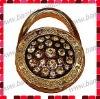 Crystal Purse Hanger/Handbag Hook with Clip