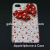 Crystal iPhone 4s/4 case
