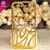 Crystal piercing case/cover for iphone4/4S (4G-LK1-1)