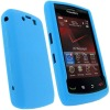 Custom made silicone case for blackberry 9520