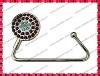 Czech Crystal Unfoldable Purse Hanger/Bag Hook/Purse Hook/Handbag Hanger/Handbag Hooker/Purse Holder/Purse Caddy