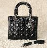 Designer handbag authentic leather bag for women 2012