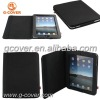 Durable pu case for ipad