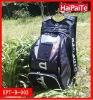 Durable solar shoulder bag