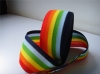 Elastic Webbing Belt with 6 different colors