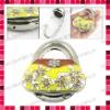Enamel Handbag Shaped Purse Hanger/Bag Hook