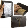 Envelope style leather case for New Kindle case--hot selling!!!