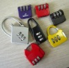 FASHION luggage combination padlock