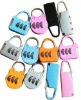FASHION luggage combination padlock