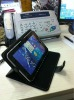 Factory price HOT tablet PC MID leather case