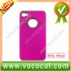 Fancy Electroplate Case for iPhone 4 4S