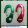 Fashion Colorful carabiner keychain