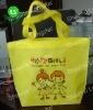 Fashion Nonowoven Shopping Bag Ultrasonic