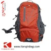 Fashion Polyester waterproof hiking backpack