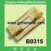 Fashion Style High Quality Metal Made Lock-B0315