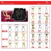 Fashion handbag metal case accessories ZJ6650