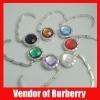 Fashion loving crystal bag hanger for promotion
