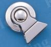 Fashion metal bag lock,lady bag turn lock, alloy turn lock