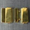 Fashion metal lock for luggage bag