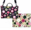 Fashionable design ladies laptop handbag :