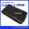 Flip Leather Case Cover For SAMSUNG i9000 Galaxy S Leather Pouch