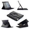 Flip book Stand Leather case for iPad 2