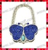 Foldable Butterfly Shaped Bag Hanger/Purse Hook