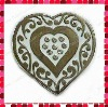 Foldable Heart Shaped Bag Hanger/Purse Hanger/Purse Hook/Handbag Hook/Purse Holder