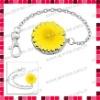 Foldable Sunflower Bag Hanger/Purse Hook