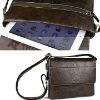 For Apple iPad 2 bag functional leather shoulder bag
