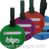 For Baggage Use PVC Luggage Tag