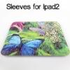 For Ipad2 Printable PU Sleeve Case